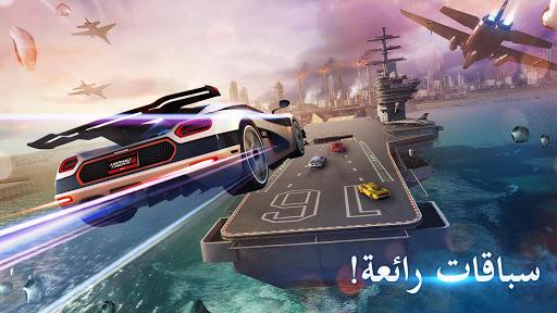 Asphalt 8: القيادة الهوائية - سباق سيارات ممتعة 3 تصوير الشاشة