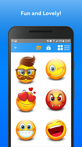 Elite Emoji screenshot 2
