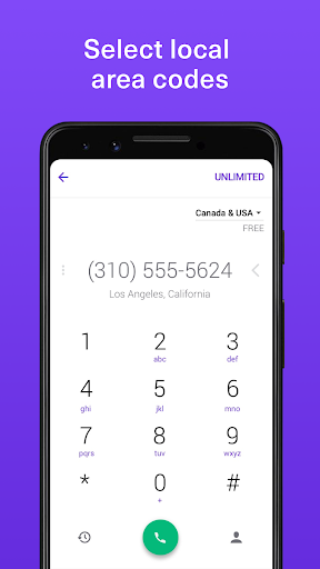 TextNow - 무료 문자, 음성 및 영상 통화 앱 screenshot 3