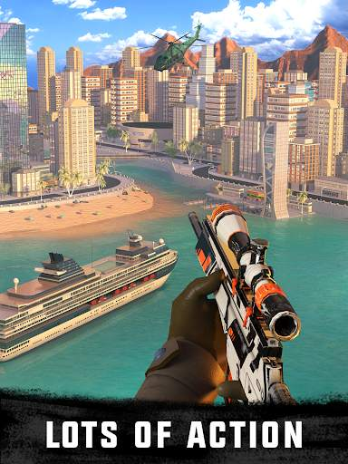 Sniper 3D: Fun Free Online FPS Shooting Game screenshot 5
