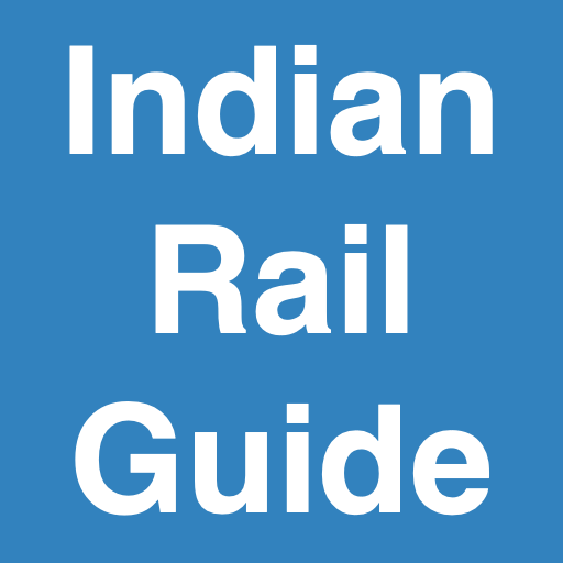 Indian Rail Guide icon