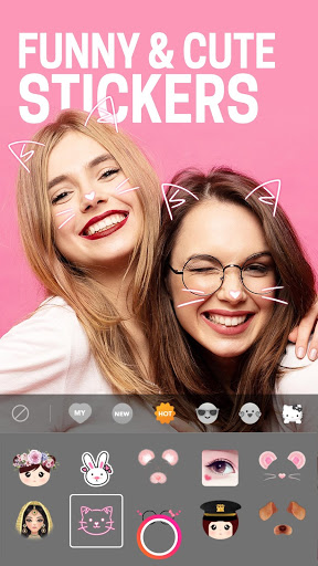 BeautyPlus Me - Easy Photo Editor & Selfie Camera 3 تصوير الشاشة