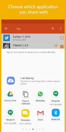 App Sharer+ screenshot 4