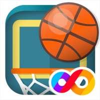Basketball FRVR - フープとスラムダンクを撃ちます! on 9Apps