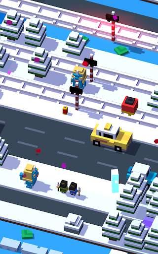 Crossy Road screenshot 21