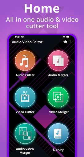 Video Cutter - Music Cutter, Ringtone maker screenshot 1
