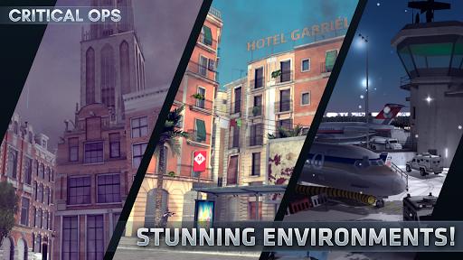Critical Ops: Multiplayer FPS screenshot 4