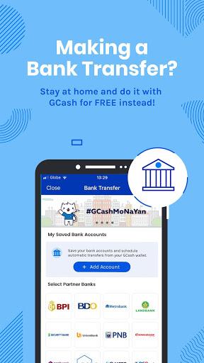 GCash - Buy Load, Pay Bills, Send Money screenshot 4