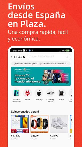 AliExpress - Compra fácil, vive mejor screenshot 1