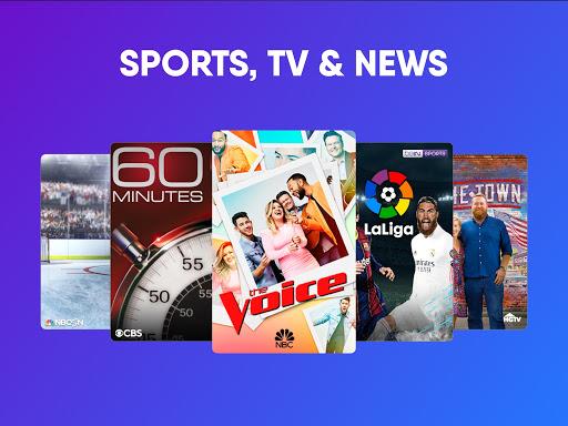 fuboTV: Watch Live Sports, TV Shows, Movies & News 10 تصوير الشاشة
