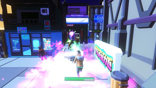 Shooter Punk - One Finger Shooter screenshot 6