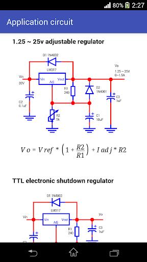 Voltage Regulator 5 تصوير الشاشة