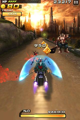 Death Moto 2 : Zombile Killer - Top Fun Bike Game 4 تصوير الشاشة