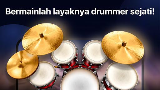 Drums: game musik alat drum sungguhan screenshot 2