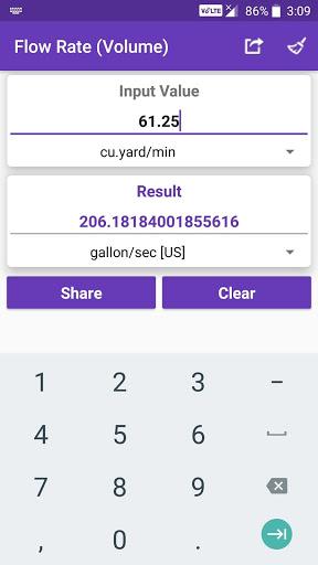 Civil Engineering Converter screenshot 4