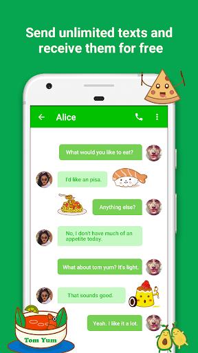 Free Call : Call Free  & Free Text screenshot 6
