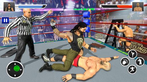 Real Wrestling Stars 2021: Wrestling Games screenshot 3