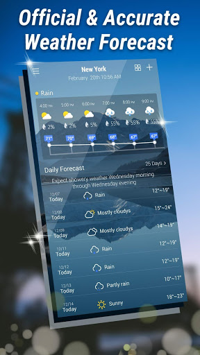 Weather Forecast - Weather Radar & Weather Live screenshot 6