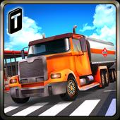 ikon Oil Transport Truck 2016