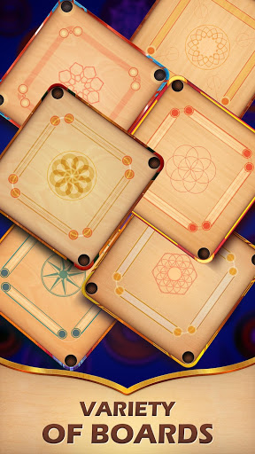 Carrom Friends : Carrom Board & Pool Game 13 تصوير الشاشة