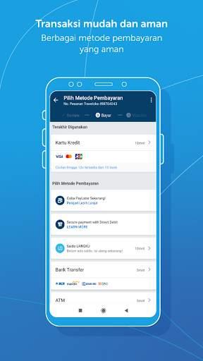 Traveloka: Booking Tiket, Hotel, Wisata & Kuliner screenshot 6
