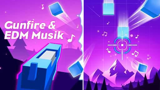 Beat Fire - EDM Music & Gun Sounds screenshot 1