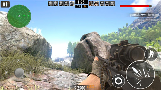 Mountain Sniper Shoot 3 تصوير الشاشة