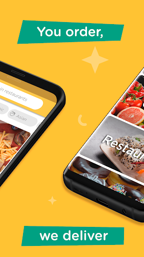 Glovo: Order Anything. Food Delivery and Much More screenshot 2