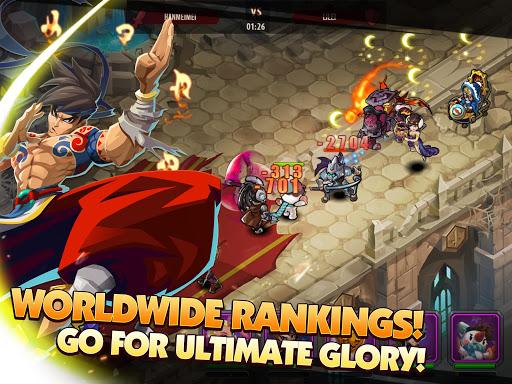 Magic Rush: Heroes screenshot 7
