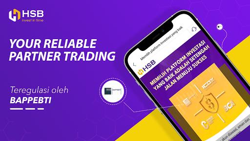 HSB Investasi-Trade forex, logam mulia, Oil, Saham screenshot 3