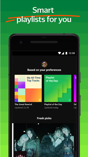 Yandex Music and Podcasts — listen and download screenshot 3