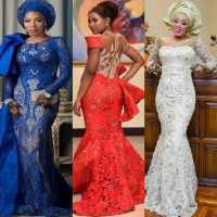 Nigerian Lace Fashion Styles on 9Apps