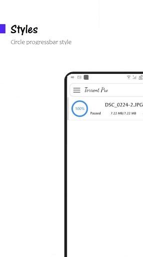 Torrent Pro - Torrent Downloader screenshot 3