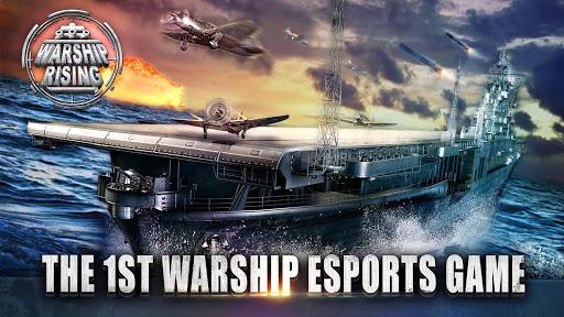 Warship Rising - 10 vs 10 Real-Time Esport Battle screenshot 1