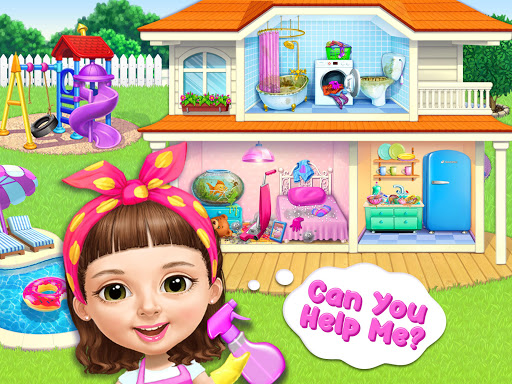 Sweet Baby Girl Cleanup 5 - Messy House Makeover 12 تصوير الشاشة