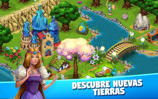 Fairy Kingdom: World of Magic and Castle building screenshot 2