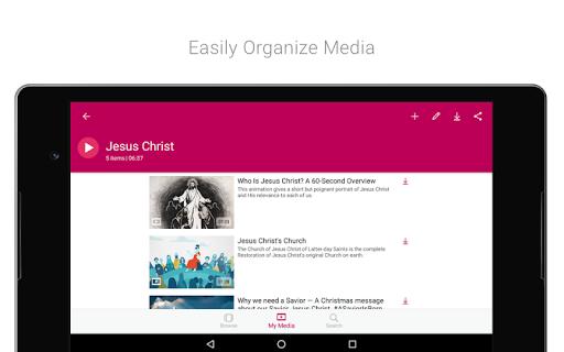 Gospel Media screenshot 9