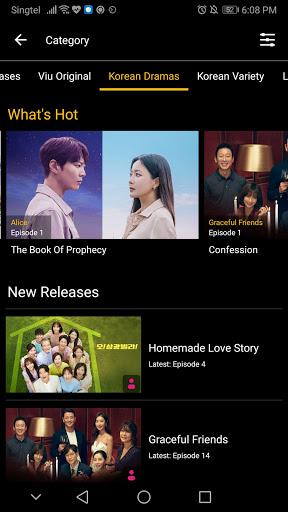 Viu: Korean Drama, Variety & Other Asian Content 7 تصوير الشاشة