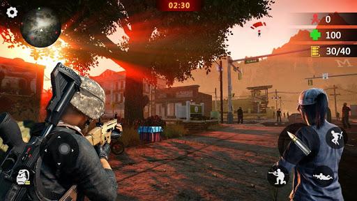 Zombie Trigger: Survival Shooting Games-Sniper FPS screenshot 2