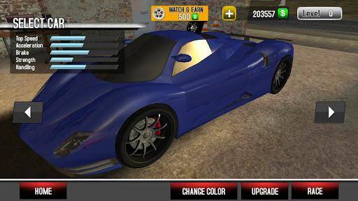 Racer UNDERGROUND 9 تصوير الشاشة