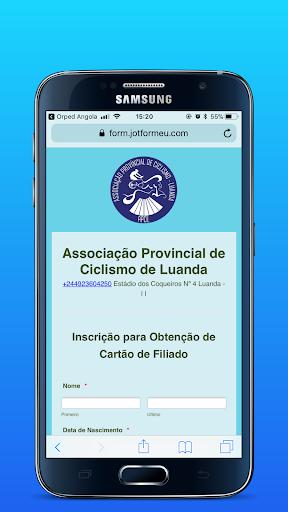 Orped Angola screenshot 2