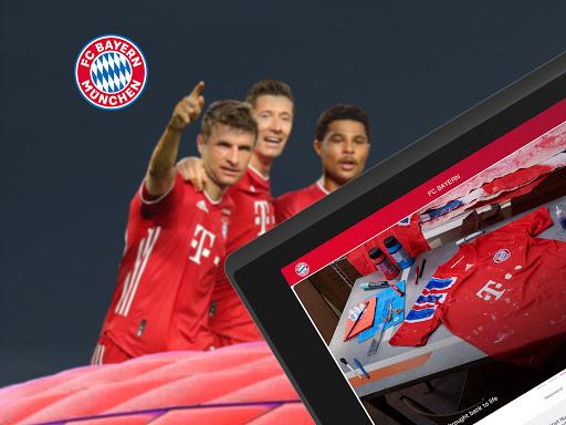 FC Bayern Munich screenshot 6