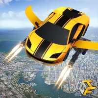 Flying Robot Car Games - Robot Shooting Games 2020 on APKTom