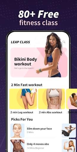 Buttocks Workout - Hips, Legs & Butt Workout screenshot 5