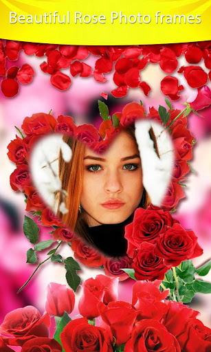 Rose Photo Frames HD 2 تصوير الشاشة
