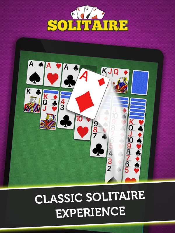 Classic Solitaire 2020 - Free Card Game screenshot 7