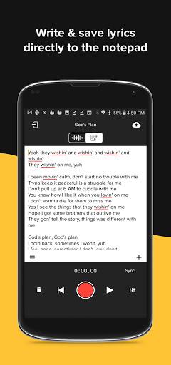 OffTop Studio: Record, Rap & Sing over Beats screenshot 2