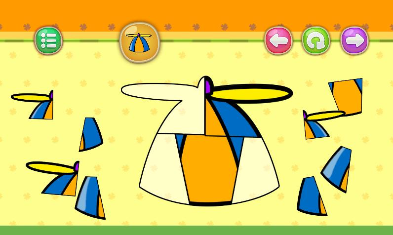 Puzzle for toddlers: puzzle games for boys 7 تصوير الشاشة