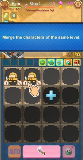 Merge Attack : Attack on Legion 3 تصوير الشاشة