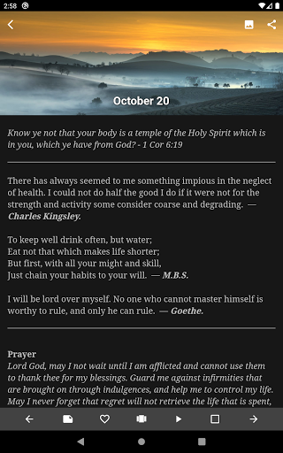 Daily Prayer Guide screenshot 16